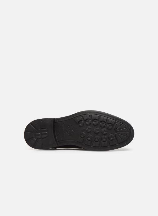 Chaussures à lacets Mephisto Olivio Noir vue haut