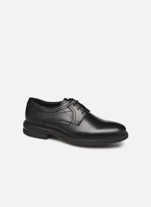 Chaussures à lacets Mephisto Olivio Noir vue détail/paire