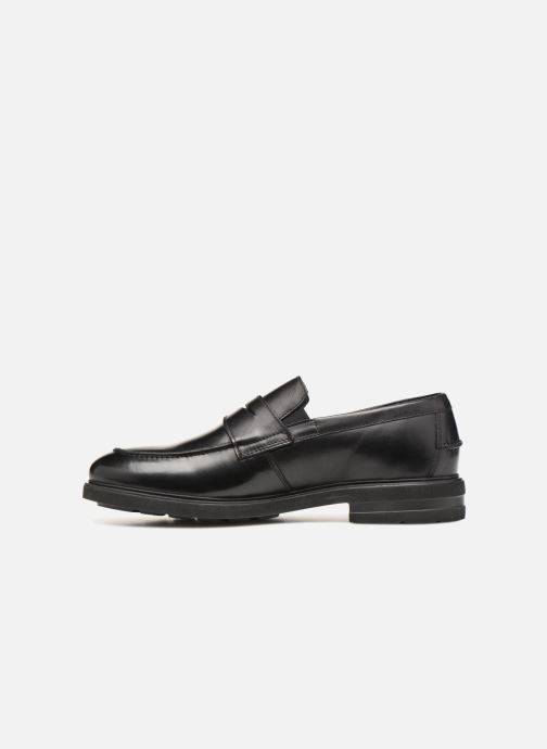 Loafers Mephisto Orelien Black front view
