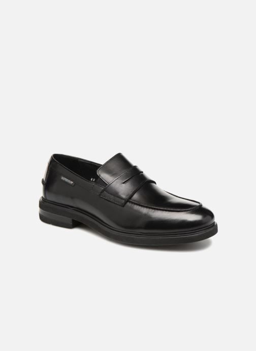 Loafers Mephisto Orelien Black detailed view/ Pair view