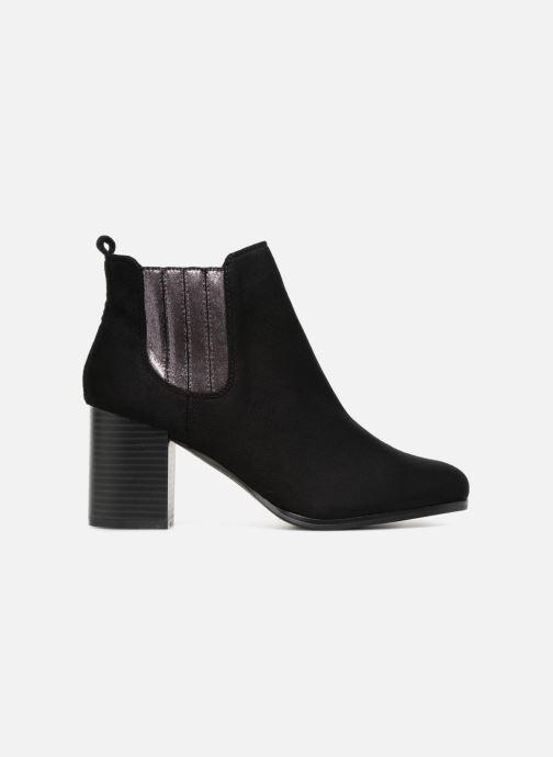 Bottines et boots Divine Factory QL3428 Noir vue derrière