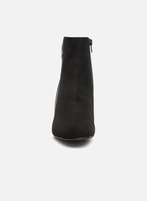 Bottines et boots Divine Factory QL3430 Noir vue portées chaussures