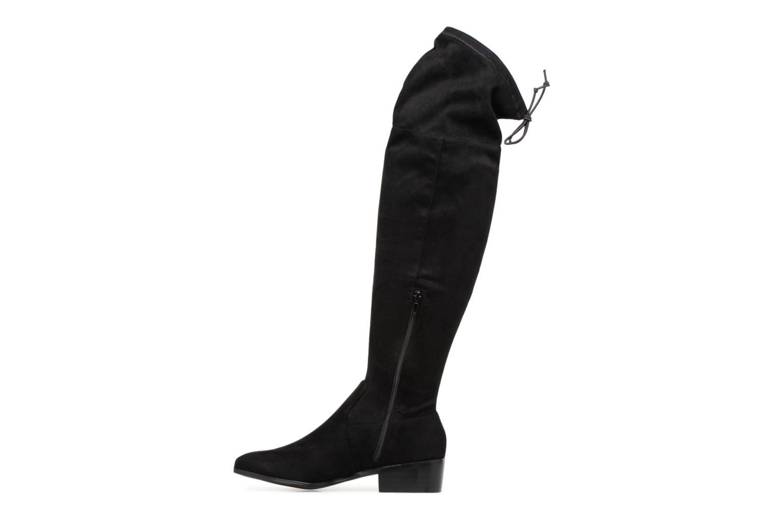 Descuento de la marca marca la  Divine Factory QL3336 (Negro) - Botas en Más cómodo 160448