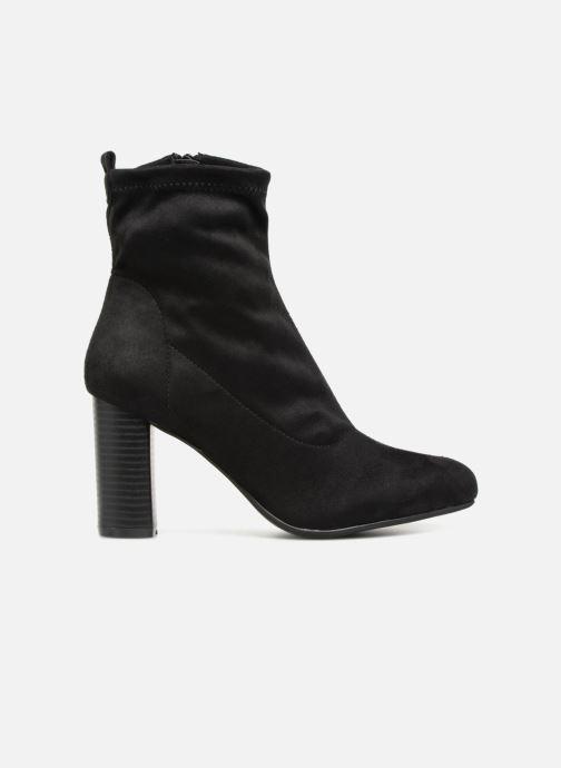 Boots en enkellaarsjes Divine Factory LH1732D-23 Zwart achterkant