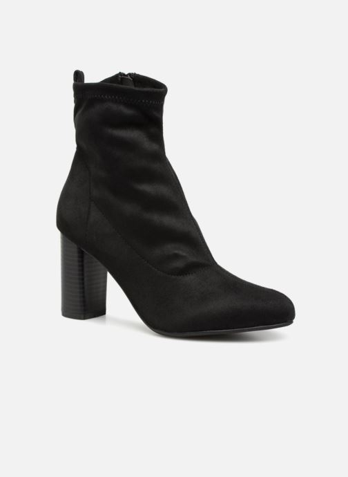 Boots en enkellaarsjes Divine Factory LH1732D-23 Zwart detail