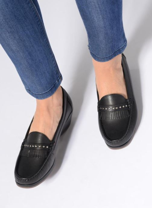 Loafers Damart Alba Sort se forneden
