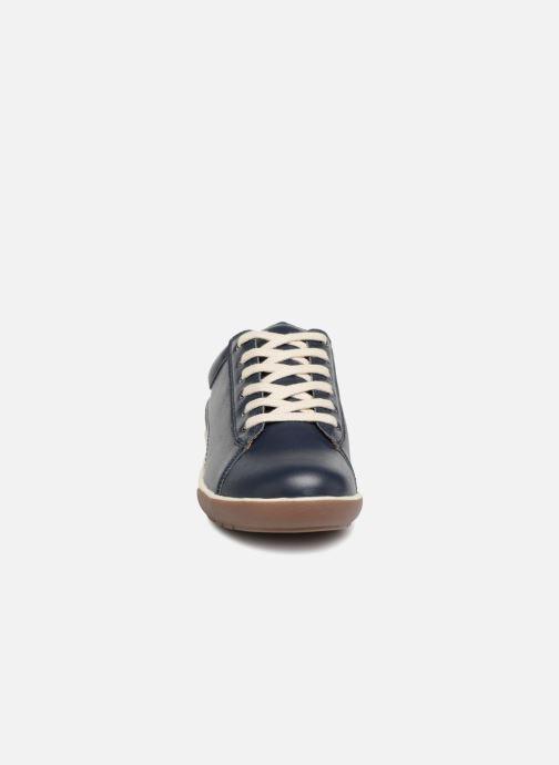 Sneaker Damart Aglae Amortyl blau schuhe getragen
