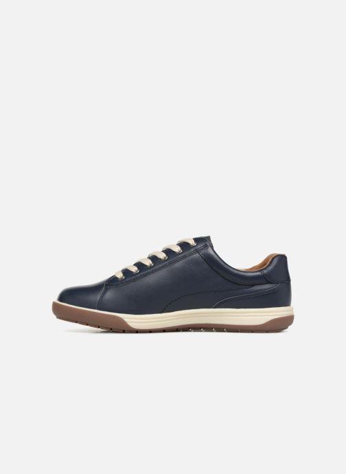Sneaker Damart Aglae Amortyl blau ansicht von vorne