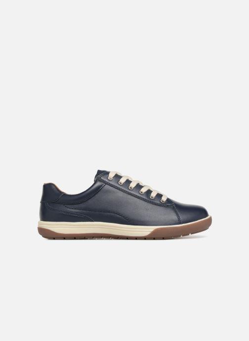 Sneaker Damart Aglae Amortyl blau ansicht von hinten
