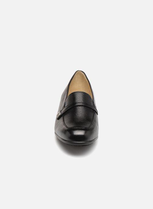 Mocassins Damart Alex Noir vue portées chaussures