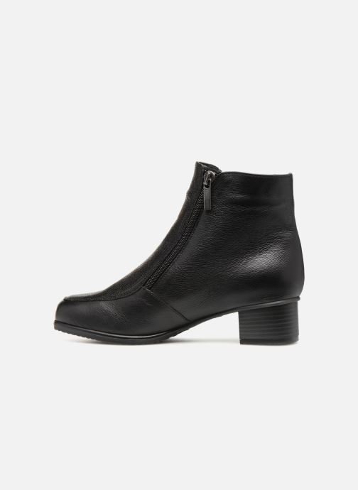 Stiefeletten & Boots Damart Alice Thermolactyl schwarz ansicht von vorne