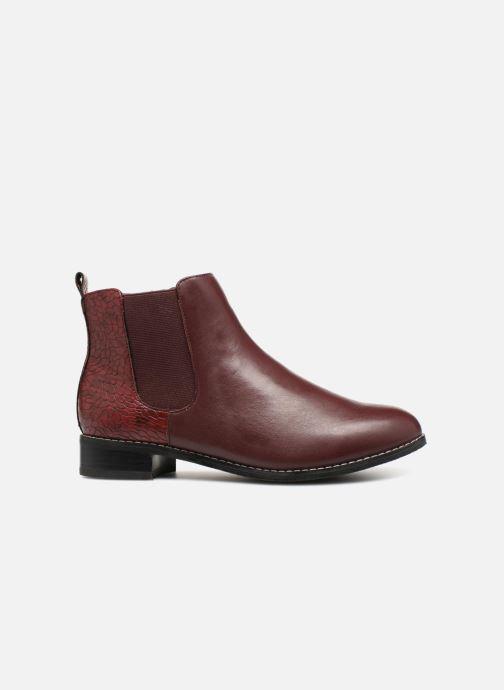 Stiefeletten & Boots Damart Alizee rot ansicht von hinten