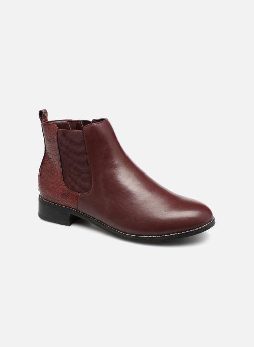 Stiefeletten & Boots Damart Alizee rot detaillierte ansicht/modell