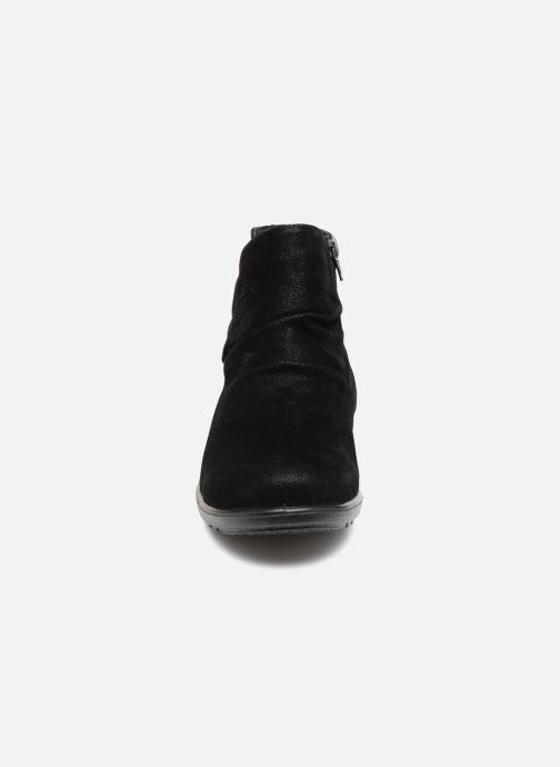 Stiefeletten & Boots Damart Allison schwarz schuhe getragen