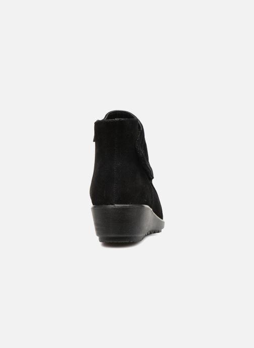 Stiefeletten & Boots Damart Allison schwarz ansicht von rechts