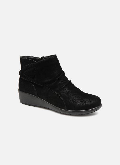 Damart Allison (schwarz) - Stiefeletten & Stiefel bei Más cómodo