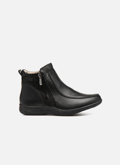 Bottines et boots Damart Amanda Noir vue derrière