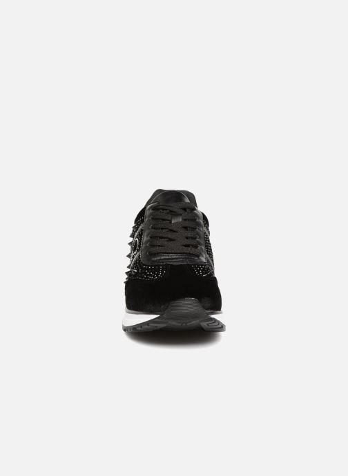 Sneaker Chattawak GENES schwarz schuhe getragen