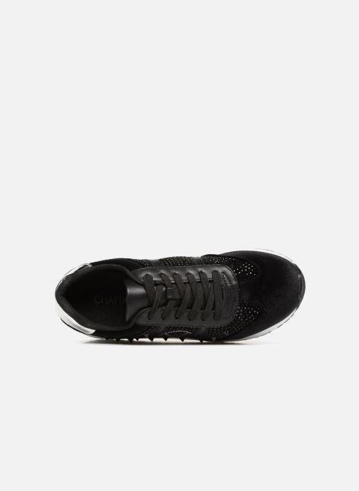 Sneaker Chattawak GENES schwarz ansicht von links