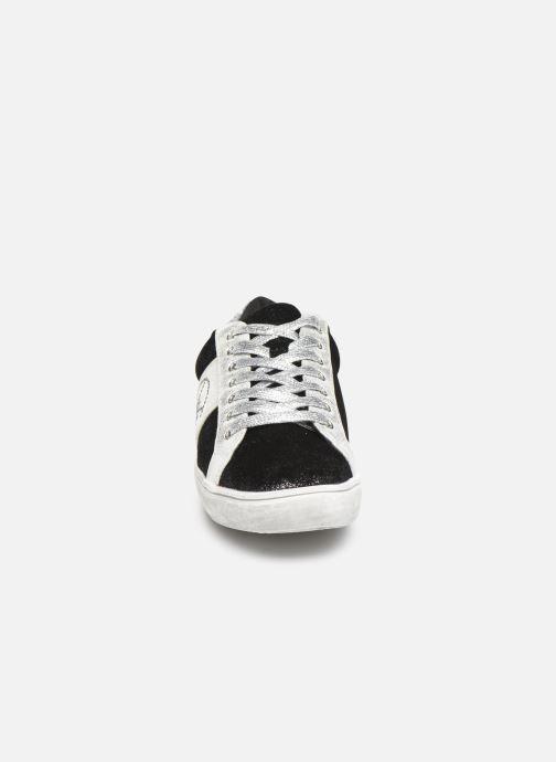 Baskets Chattawak BARI Argent vue portées chaussures
