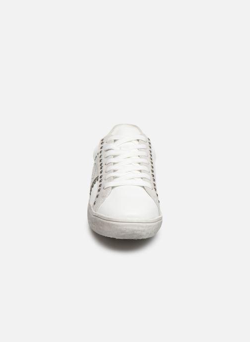 Baskets Chattawak BRESCIA Blanc vue portées chaussures
