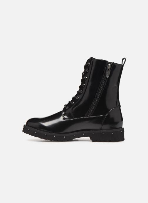 Bottines et boots Chattawak SYRACUSE Noir vue face