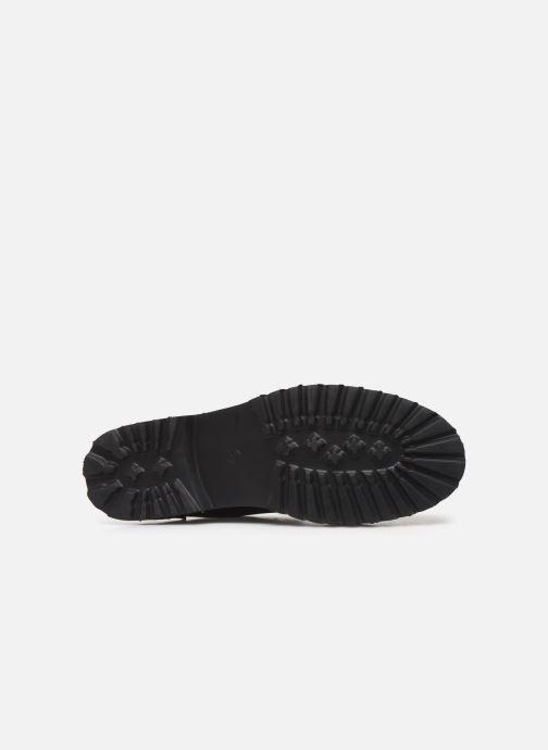 Bottines et boots Chattawak SYRACUSE Noir vue haut