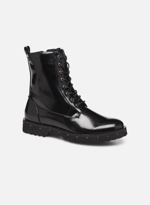 Bottines et boots Chattawak SYRACUSE Noir vue détail/paire