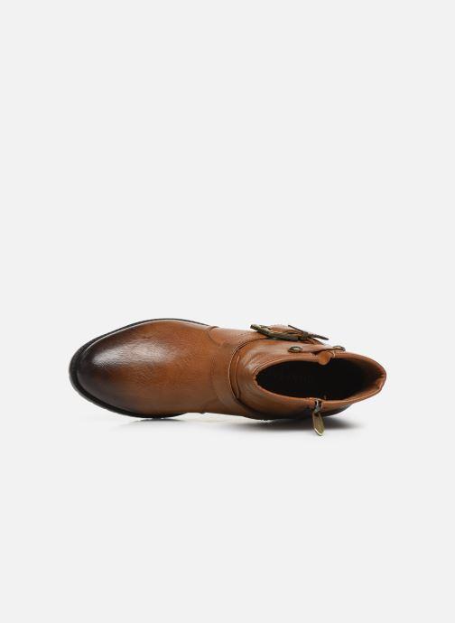 Bottines et boots Chattawak SARDAIGNE Marron vue gauche