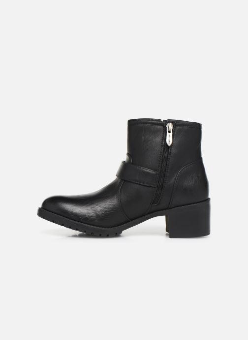 Bottines et boots Chattawak SARDAIGNE Noir vue face