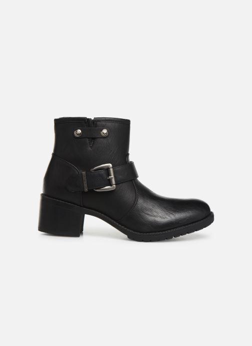 Bottines et boots Chattawak SARDAIGNE Noir vue derrière