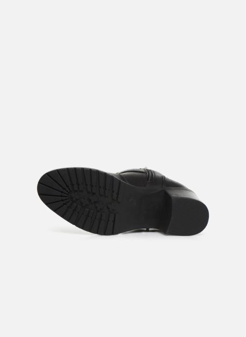 Bottines et boots Chattawak SARDAIGNE Noir vue haut