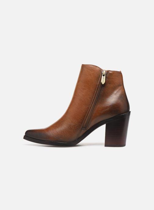 Bottines et boots Chattawak LATINA Marron vue face