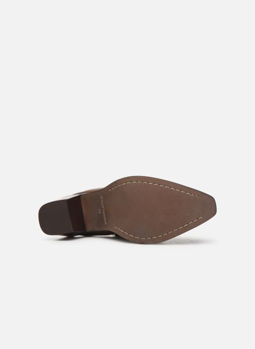 Bottines et boots Chattawak LATINA Marron vue haut