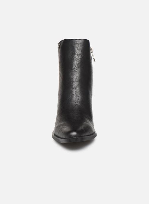 Boots en enkellaarsjes Chattawak LATINA Zwart model