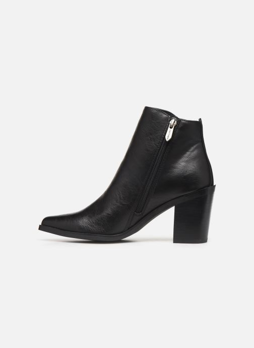 Bottines et boots Chattawak LATINA Noir vue face