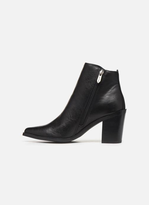 Boots en enkellaarsjes Chattawak LATINA Zwart voorkant