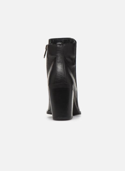 Boots en enkellaarsjes Chattawak LATINA Zwart rechts