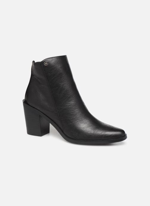 Boots en enkellaarsjes Chattawak LATINA Zwart detail