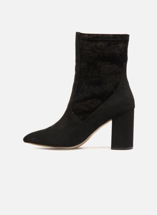 Bottines et boots Chattawak NAPLES Noir vue face