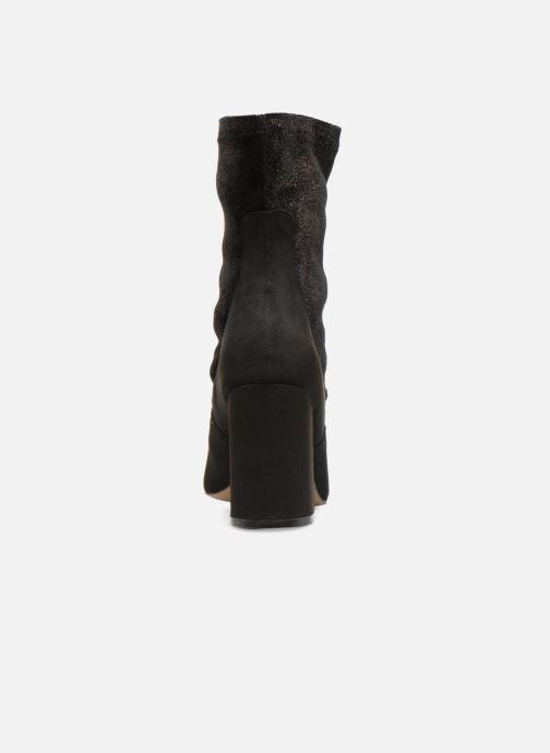 Bottines et boots Chattawak NAPLES Noir vue droite