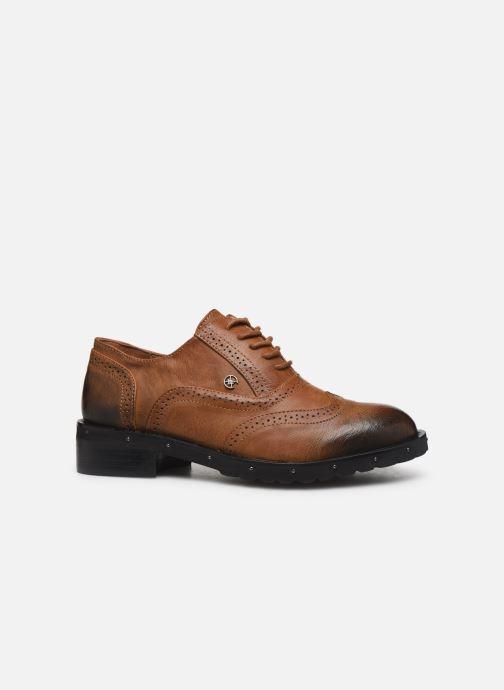 Chaussures à lacets Chattawak AMELIA Marron vue derrière