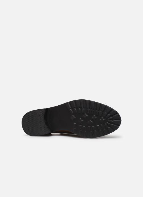 Chaussures à lacets Chattawak AMELIA Marron vue haut