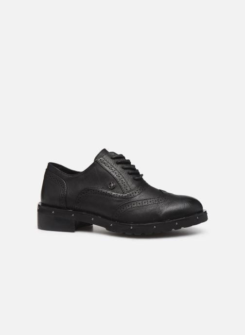 Chaussures à lacets Chattawak AMELIA Noir vue derrière