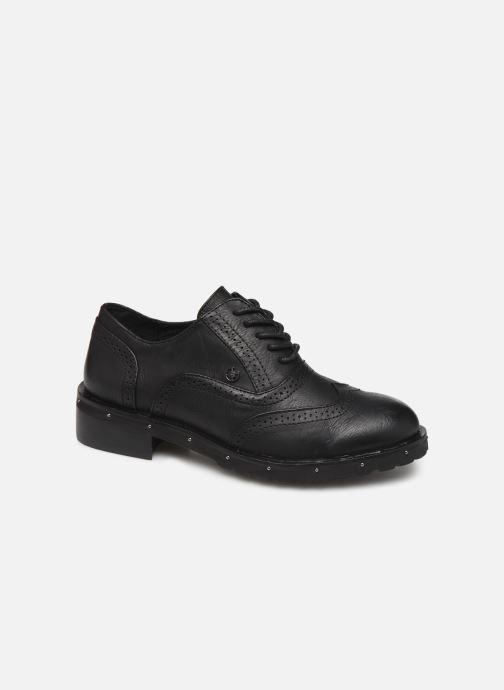 Chaussures à lacets Chattawak AMELIA Noir vue détail/paire