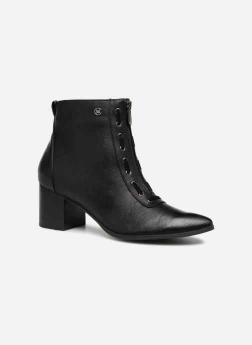Ankle boots Chattawak MATERA Black detailed view/ Pair view