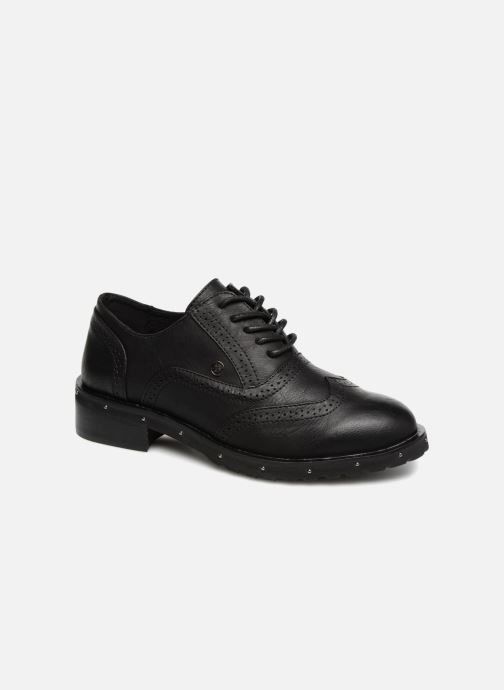 Lace-up shoes Chattawak 6 - AMELIA B Black detailed view/ Pair view