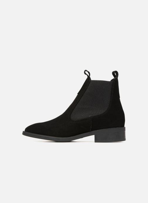 Boots en enkellaarsjes Esprit MARYNA BOOTIE Zwart voorkant