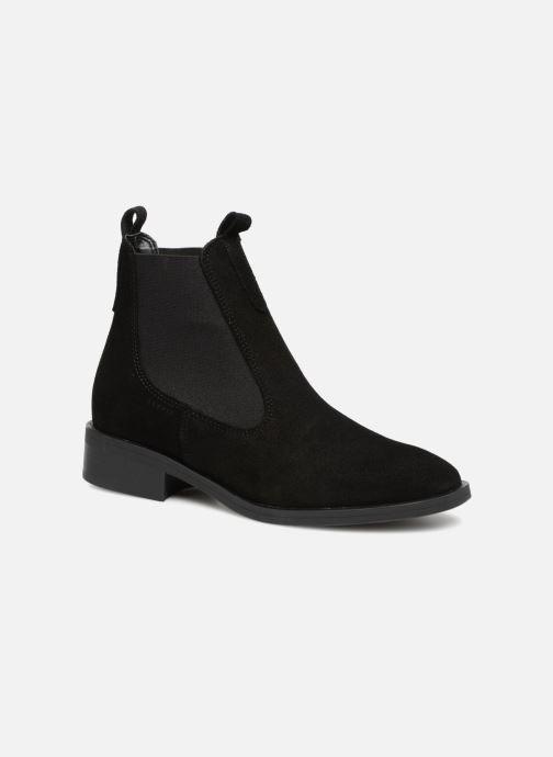 Boots en enkellaarsjes Esprit MARYNA BOOTIE Zwart detail
