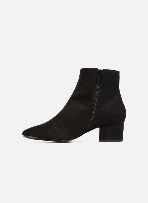 Bottines et boots Esprit TIA BOOTIE Noir vue face